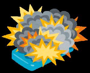 iPhone爆発