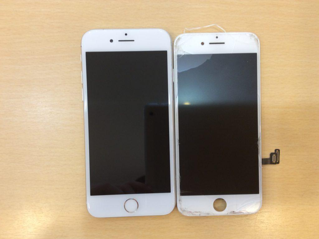 IPhone(アイフォン)修理 茨木 高槻 吹田 箕面ならオリスマ茨木店へ!